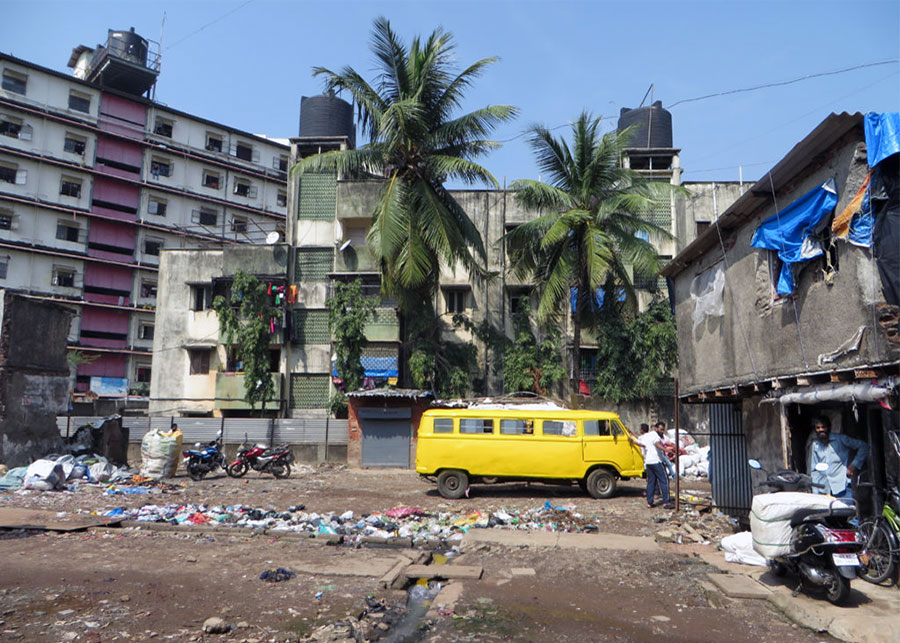 Golibar Khar East Transit Camp in Mumbai