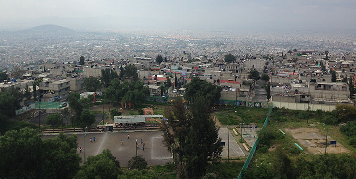 Eastern Mexico City
